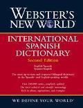Webster's New World International Spanish Dictionary/Webster's New World Diccionario Interna...