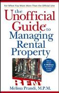 Unofficial Guide To Managing Rental Property
