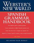 Webster's New World Spanish Grammar Handbook