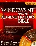 Windows Nt Server 4.0 Administrator's Bible