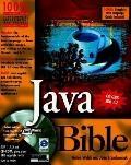 Java Bible - Aaron E. Walsh - Paperback