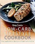 Betty Crocker Low-carb Lifestyle Cookbook Easy And Delicious Recipes To Trim Carbs And Fat