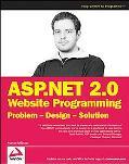 Asp.net 2.0 Web Site Programming Problem--design--solution