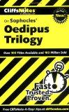 CliffsNotes on Sophocles' Oedipus Trilogy (Cliffsnotes Literature Guides)