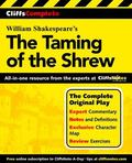 Cliffscomplete Shakespeare's the Taming of the Shrew