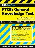 Cliffstestprep FTCE General Knowledge Test