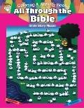 All Through the Bible (Coloring & Activity Books)