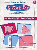 I Get It! Measurement and Geometry, Level D (I Get It! Level D)
