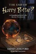 End of Harry Potter?
