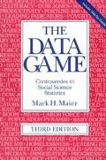 Data Game Controversies in Social Science Statistics