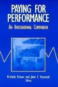 Paying for Performance An International Comparison