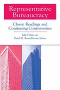 Representative Bureaucracy Classic Readings and Continuing Controversies