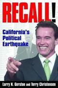 Recall! California's Political Earthquake