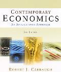 Contemporary Economics An Applications Approach, Fifth Edition