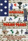 American Torah Toons: 54 Illustrated Commentaries