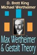 Max Wertheimer & Gestalt Theory
