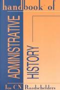 Handbook of Administrative History