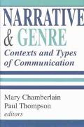 Narrative & Genre Contexts and Types of Communication
