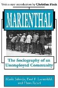 Marienthal The Sociography of an Unemployed Community