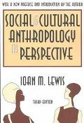 Social & Cultural Anthropology in Perspective