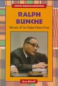 Ralph Bunche Winner of the Nobel Peace Prize