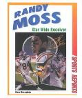 Randy Moss Star Wide Receiver