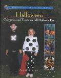 Halloween-Costumes and Treats on All Hallows' Eve