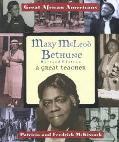 Mary McLeod Bethune A Great Teacher