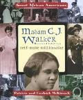 Madam C. J. Walker Self-Made Millionaire