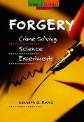 Forgery Crime-Solving Science Experiments