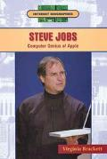 Steve Jobs Computer Genius of Apple