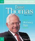 Dave Thomas Honesty Pays