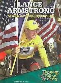 Lance Armstrong Cycling, Surviving, Inspiring Hope