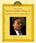 Lee Sobre Martin Luther King, Jr./ Read About Martin Luther King, Jr.