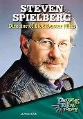 Steven Spielberg Director of Blockbuster Films
