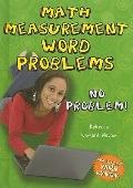 Math Measurement Word Problems : No Problem!