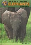 Top 50 Reasons to Care About Elephants: Animals in Peril (Top 50 Reasons to Care About Endan...