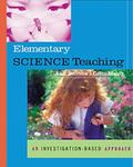 Science Education for Elementary Teachers An Investigation-Based Approachy Teachers