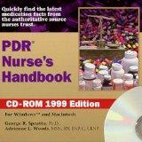 PDR Nurses Handbook CD-ROM 1999 Edition