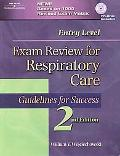 Entry-Level Exam Review Respiratory Care Guidelines for Success