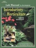 Lab Manual for Reiley/Shry's Introductory Horticulture, 6th
