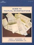 Guide to Factual Investigations