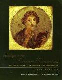 Readings in the Western Humanities, Volume 1