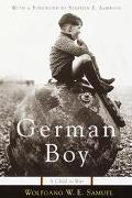 German Boy A Child in War