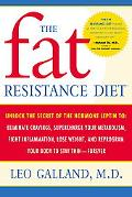 Fat Resistance Diet Unlock the Secret of the Hormone Leptin To Eliminate Cravings, Superchar...