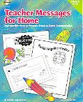 Teacher Messages for Home, Grades K to 2