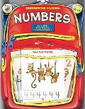 Homework Helper Numbers, Grades Prek to 1