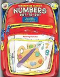 Homework Helper Numbers Dot-to-dot, Grades Prek to 1