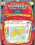 Homework Helper Numbers Hidden Pictures, Grades Prek to 1