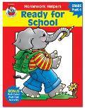 Homework Helper Ready for School, Grades Prek to 1